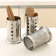 купить kitchenware storage accessories home tools organizer chopsticks spoon forks drainer holder rack shelf block items дешево