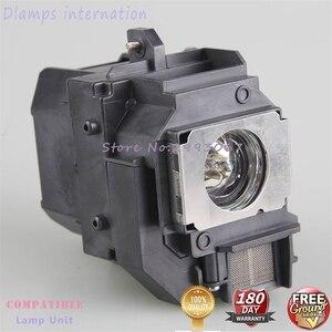 Image 4 - ELP58 ランプ用エプソン EB X92 EB S10 EX3200 EX5200 EX7200 PowerLite S9 VS200 1220 1260 EB S9 EB S92 EB W10 EB W9