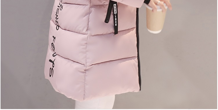 Parka Women Winter Coats Long Cotton Casual Fur Hooded Jackets Women Thick Warm Winter Parkas Female Overcoat Coat 19 MLD1268 10