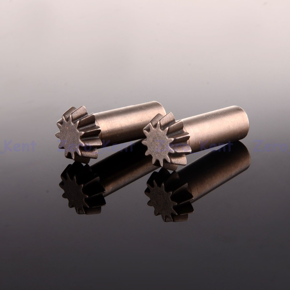1/8 Scale RC Car Diff.Pinions(11T) 2P 60097 Fit HSP HIMOTO REDCAT Truck Buggy