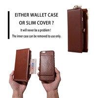 Case For IPhone 7 7plus 6 6s Plus 5 5s SE Coque Purse Handbag Cover Luxury
