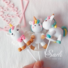 Cake Decoration Angel Wing Balloon Cake Topper for Party Decoration Gifts