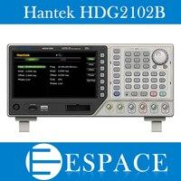 HANTEK HDG2102B Arbitrary Waveform Function Generator 2CH 20M 16Bit 250MSa 64M Memory Free Ship