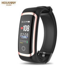 smart bracelet with Heart Rate Monitor, Fitness Watch color screen Tracker Sleep Monitor for Men Women Kids
