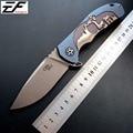 Высокое качество CH 3504 складной Ножи S35VN стальное лезвие карман Ножи TC4 Титан Ручка шарового подшипника Кемпинг Ножи