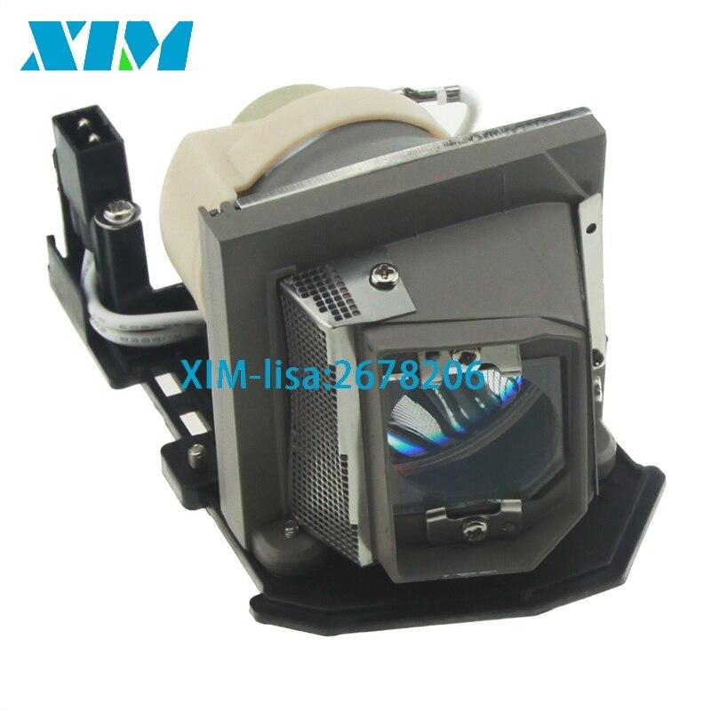 SP.8LG01GC01 de haute Brighness Lampe De Projecteur Compatible avec logement pour OPTOMA DS211, DX211, ES521, EX521, OPX2630, PJ666, PJ888, RS515