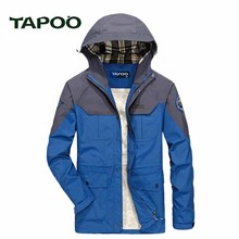 TAPOO 2017 New Brand Clothing Mens Business Casual Coats High Quality Male Spring Autumn Jackets Outdoors coat 824
