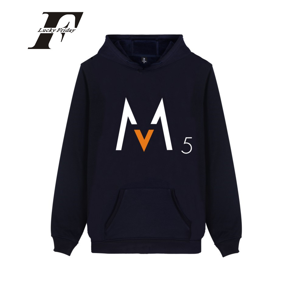2017 Spring Fashion Rock Band Maroon 5 Hoodies Women Hip Hop Long sleeve Streetwear Men Pullover Sweatshirt Harajuku Support 4xl