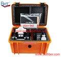Empalmador de fibra caja de herramientas, nueva Automático Inteligente De Fibra Óptica Splicer
