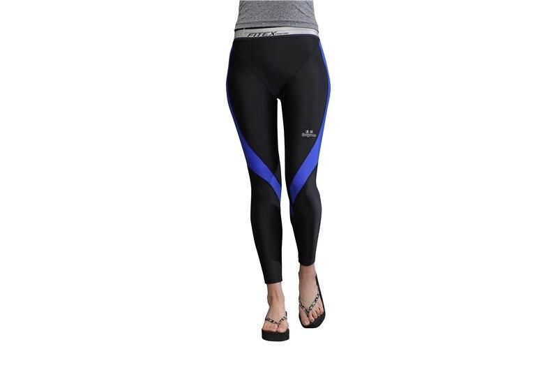 Профессиональные; Лайкра плавки, осень зима Длинные плавки, брюки для серфинга, быстросохнущие водонепроницаемые - 2