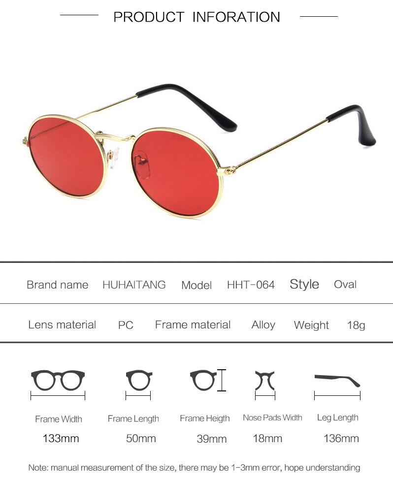 HUHAITANG de marca de lujo vintage gafas de sol de las mujeres punk ... 0b6f296aaabb