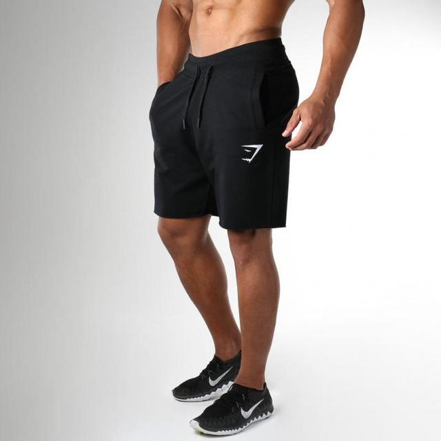 d1bf51d944a66 Punkool szorty mężczyźni bermudy 2017 luźne krótkie spodenki bawełniane spodenki  męskie szorty dresowe jogger fitness mężczyzna