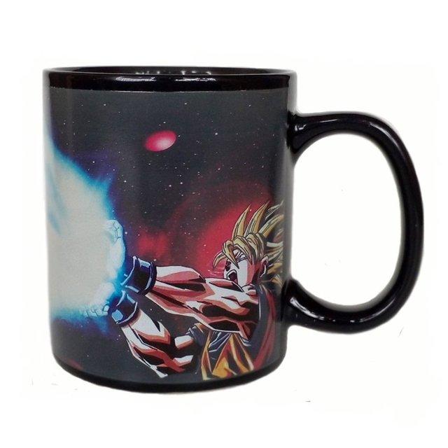 Dragon Ball Z Changing Mug.