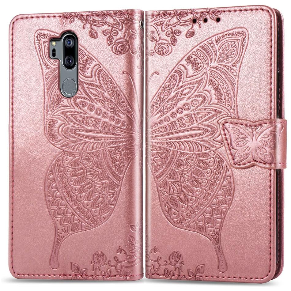 Luxury Case for LG K40 G7 Q8 V50 ThinQ Aristo 2 V3 K8 2018 K10 2018 - Բջջային հեռախոսի պարագաներ և պահեստամասեր - Լուսանկար 2