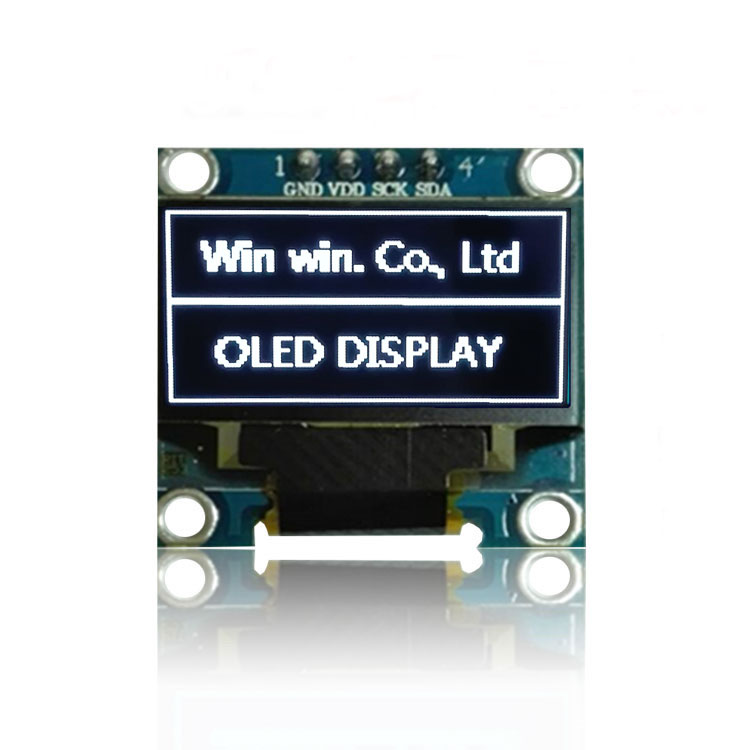 Image 2 - Новый 100 шт. 0,96 дюймовый IIC Серийный белый/синий/желтый OLED дисплей модуль 128X64 IEC SSD1306 12864 плата с ЖК экраном для Arduino-in ЖК-модули from Электронные компоненты и принадлежности on AliExpress