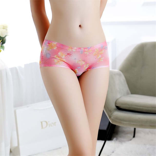 65208c63a13 placeholder New Design Sexy Panties For Women Underwear Transparent Hipster  Briefs Boxer Fashion Girls Lingerie Intimates underpants