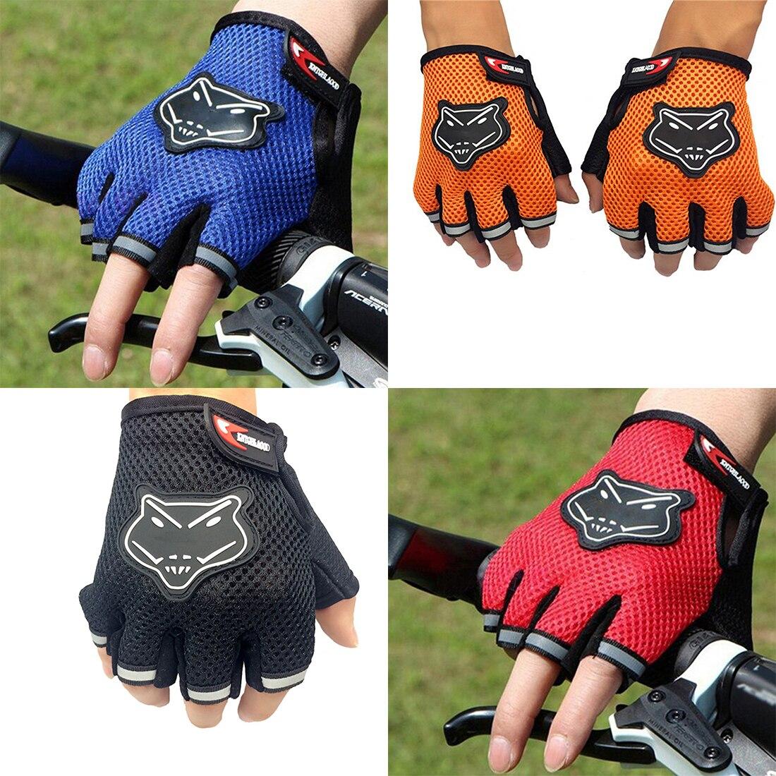 Спортивный зал Прихватки для мангала Для мужчин Фитнес тренировки Нескользящие Перчатки Атлетический Половина Finger Средства ухода за кожей тренировки Для мужчин Для женщин перчатки