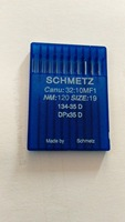 SEWING MACHINE SPARE PARTS HIGH QUALITY SEWING SCHMETZ NEEDLE DP*35D Size 19 ,one set is 100needles