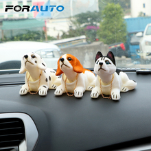 Car Ornaments Auto Shaking Head Toy Car-styling Bobble Head