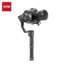 ZHIYUN официальный кран плюс ручные стабилизаторы стабилизатор с Timelapse и быстрый баланс настройки Для беззеркальных DSLR камера