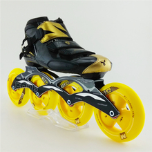 Adults Speed Roller Skate Good Quality Professional Roller Skating 4 Wheel Inline Patines Roller Skates Shoes