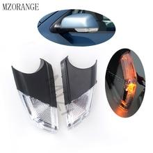 цена на MZORANGE Rearview Mirror Light For SKODA OCTAVIA Combi 2004-2010 Car Styling Side Mirror with Indicator Turn Signal Lights LH/RH