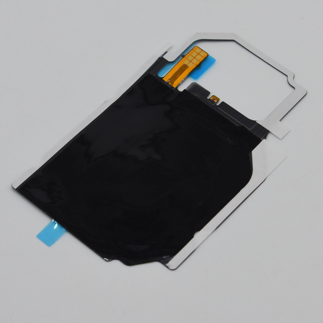 US $3 15 10% OFF Wireless Charging Charger Receiver IC Chip NFC flex cable  sticker For Samsung Galaxy S6 g920 S6 Edge G925-in Mobile Phone Flex Cables