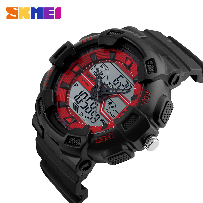 Men Sport Watch Outdoor Quartz Digital Watches SKMEI Top Brand Luxury Fashion Military Wrist Watch Waterproof Relogio Masculino smael lady watch for woman sport waterproof watch top brand luxury men digital wrist watch 1632 children nurse valentine watch