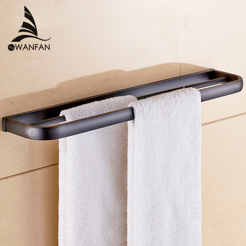 Aliexpress Com Buy Bathroom Double Towel Holder Bath
