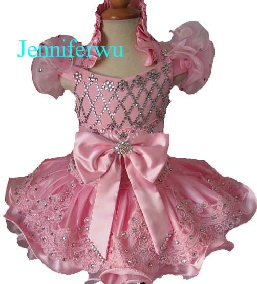 baby girl party dress  pageant party dresses 1T-6T G181-1 15color available stone beaded baby girl clothes baby pageant dress girl party dresses flower girl dresses 1t 6t g079