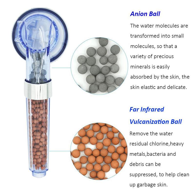 ZhangJi función ajustable de chorro alta presión 14
