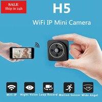 H5 HD 720P Mini Camera Wifi IP Body DV Camera Wireless Night Vision Micro Camera Digital