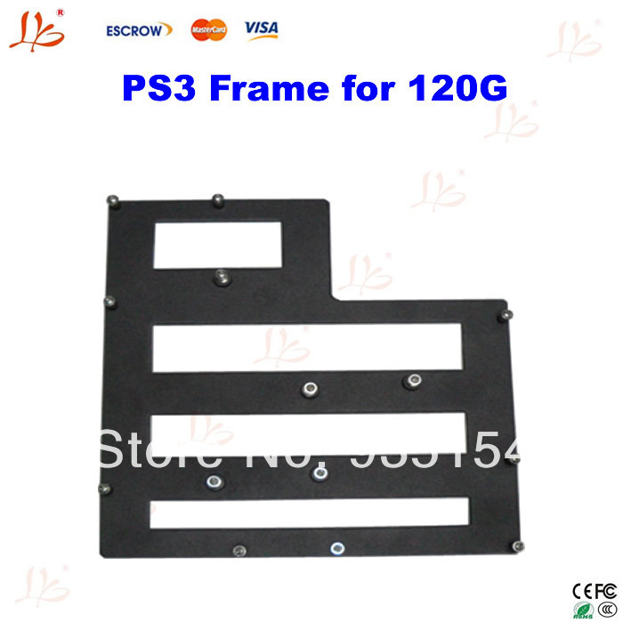 все цены на PCB bracket ps3 new slim 120G clamps for ps3 motherboard support, ps3 frames, for bga rework онлайн