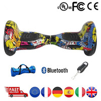 Battery Oxboard Electric Scooters Adults Two Wheel Self Balancing Hoverboard 10 Inch Hoverboard Patin Electrico Bateria