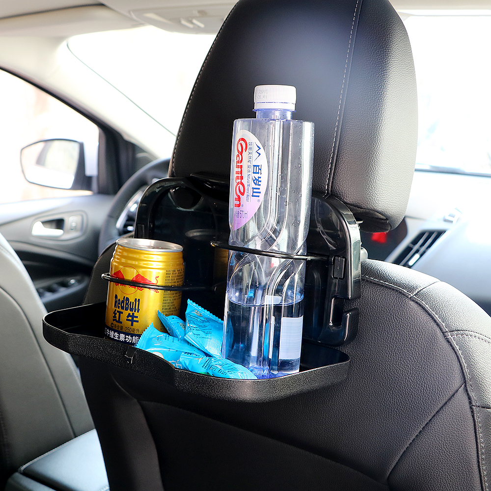 Auto Drink Food Cup Tray Car Back Seat Table Hot Selling