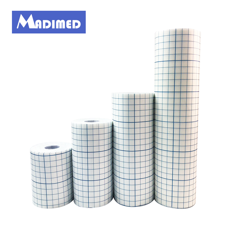 Madimed 2 rollos/Lot 10 cm x 10 m fijador pflaster fixomull stretch hipoalergénico herida adhesiva cinta de fijación vendaje