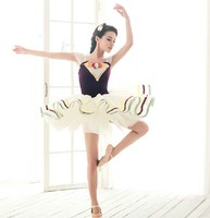 Girls Ballet Dance Dress 2016 New Stage Ballet Costume Elegant Purple Swan Lake Ballet Dancing Wear