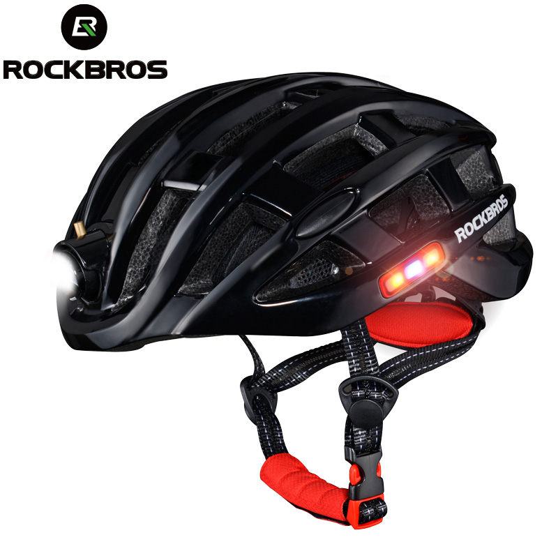 ROCKBROS Light Cycling Helmet Bike Ultralight Helmet Integrally-molded Mountain Road Bicycle MTB Helmets Safe Men Women 57-62cmROCKBROS Light Cycling Helmet Bike Ultralight Helmet Integrally-molded Mountain Road Bicycle MTB Helmets Safe Men Women 57-62cm