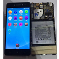 For LENOVO S90 S90-U S90-T S90-A FULL LCD Display with Frame+Touch Screen LCD Sensor Complete Display Digitizer Replacement