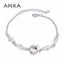 2015 New style crystal Butterfly bracelet Made With SWAROVSKI ELEMENTS  #114434