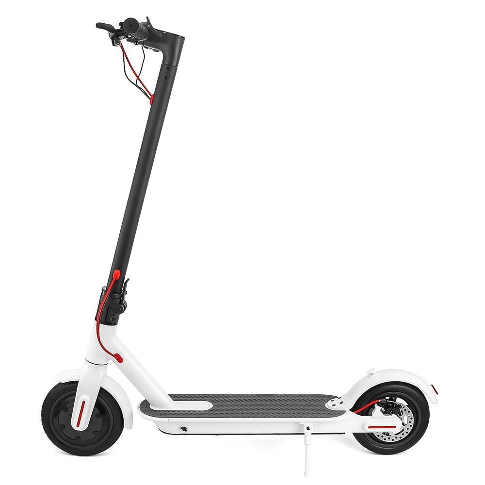 2019 iScooter Scooter électrique intelligent électrique longue planche Hoverboard pliable planche à roulettes Patinete Electrico adulte 30 km batterie