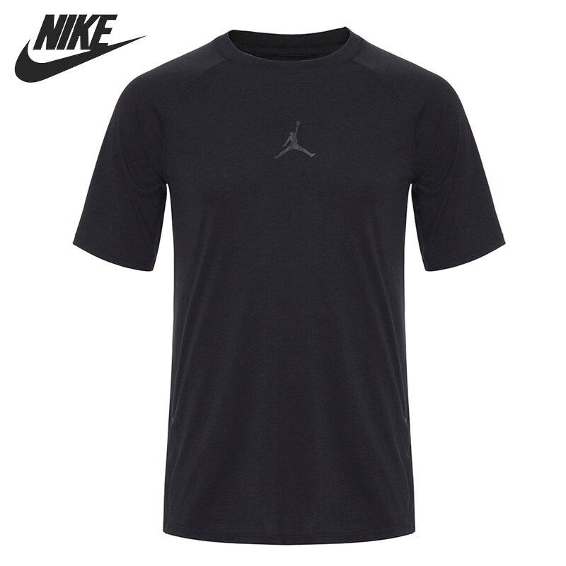 nike sportswear шорты tech fleece short Original New Arrival 2017 NIKE AS 23 TECH COOL SS TOP Men's T-shirts short sleeve Sportswear