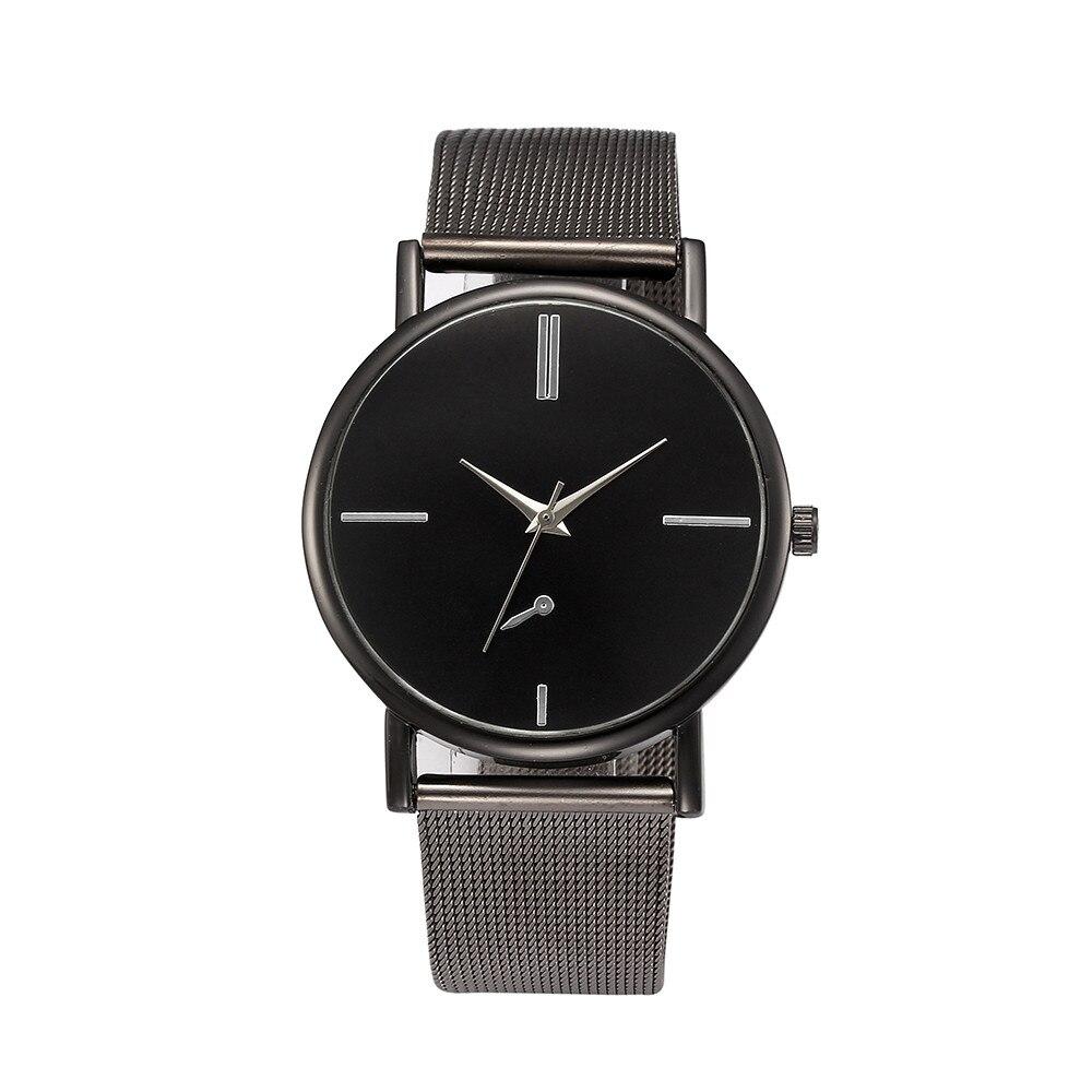 Malloom 2020 New Quartz Wrist Watches Fashion Classic Steel Watches Women Casual Dress Luxury Ladies Waterproof Reloje Mujer Hot
