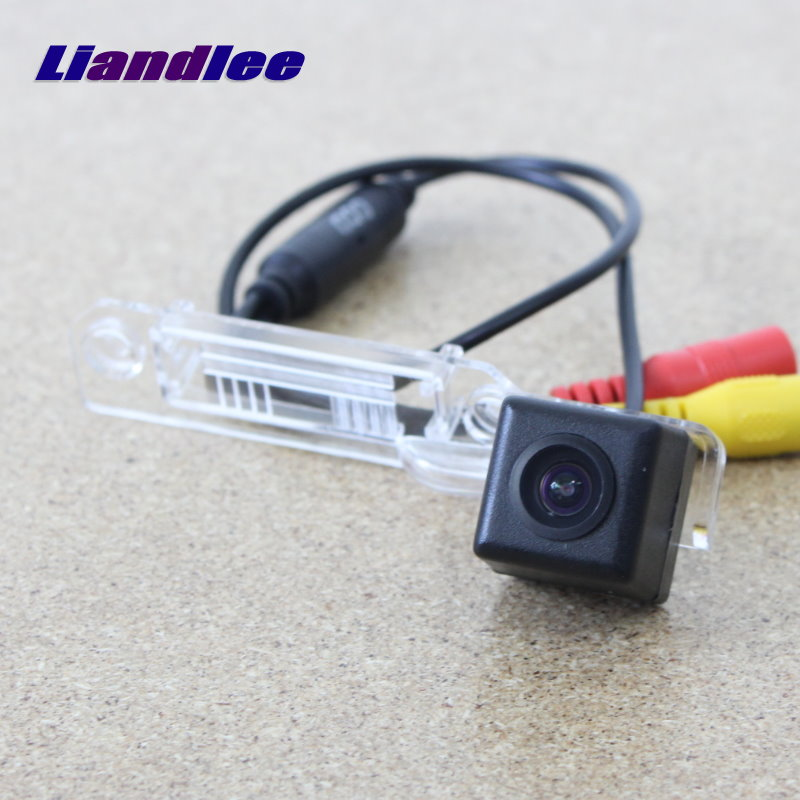 Liandlee Reversing Camera For Skoda Superb 2002~2008 Waterproof High Quality HD CCD Car Rear View BackUp Reverse Parking Camera