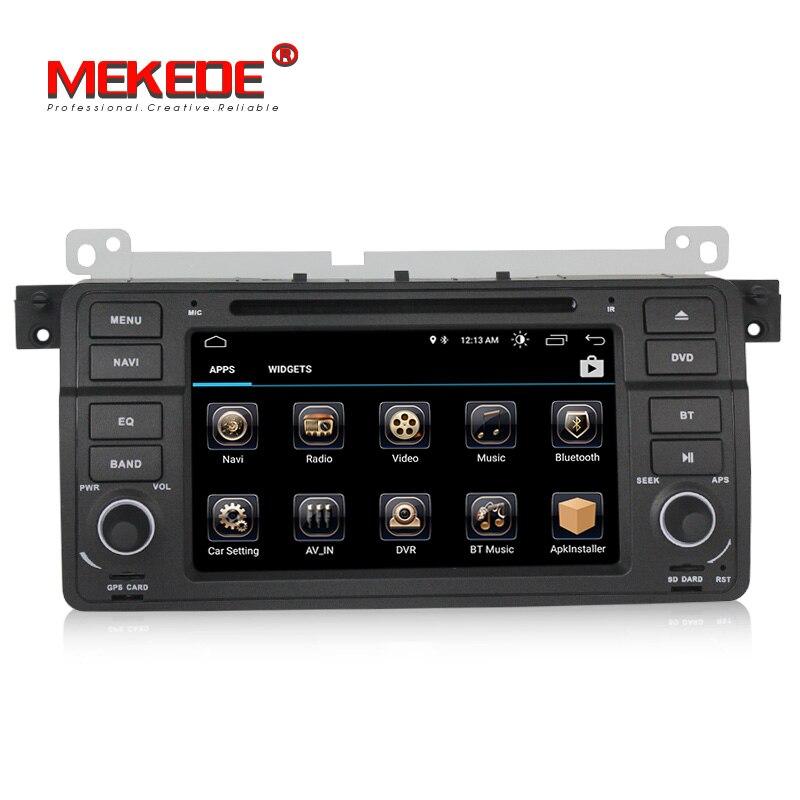 Android 8,0 автомобиль gps навигация Радио стерео Системы для BMW E46 M3 MG ZT Rover 75 dvd плеер gps BT RDS WI FI Бесплатная карта MIC Canbus