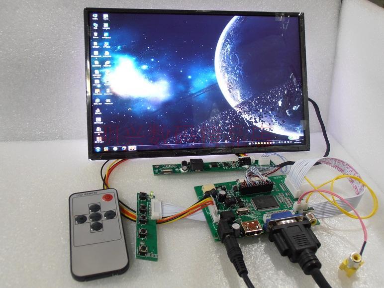B101UAN02.1 kit d'affichage de carte de conducteur de voiture 1920X1200 priorité HD pleine vue