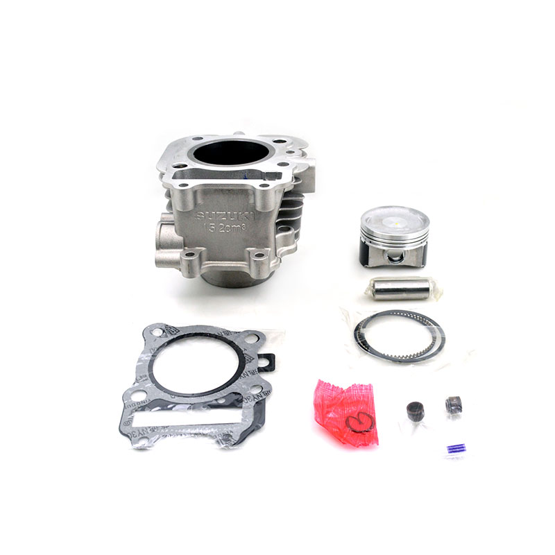 High Quality Motorcycle Cylinder Kit For Qingqi Suzuki VECSTAR 150 AN150 QS150T QS150T A AN150  150cc Engine Spare Parts-in Engines from Automobiles & Motorcycles    1