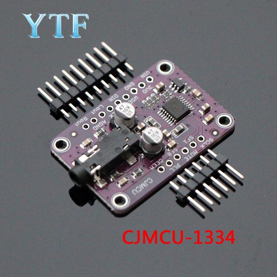 CJMCU-1334 UDA1334A I2S Stereo Decoder I2S Stereo Decoder