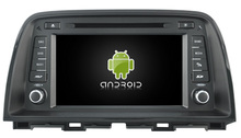 S190 para Mazda CX-5 2013 Android coche DVD Navi reproductor multimedia auto estéreo WiFi BT GPS