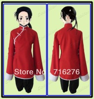 Kisstyle Fashion Axis Power Hetalia (APH) China Cosplay Costume